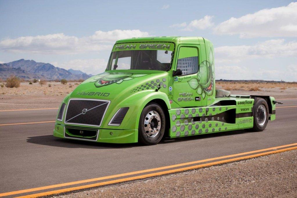 Volvo-Mean-Green
