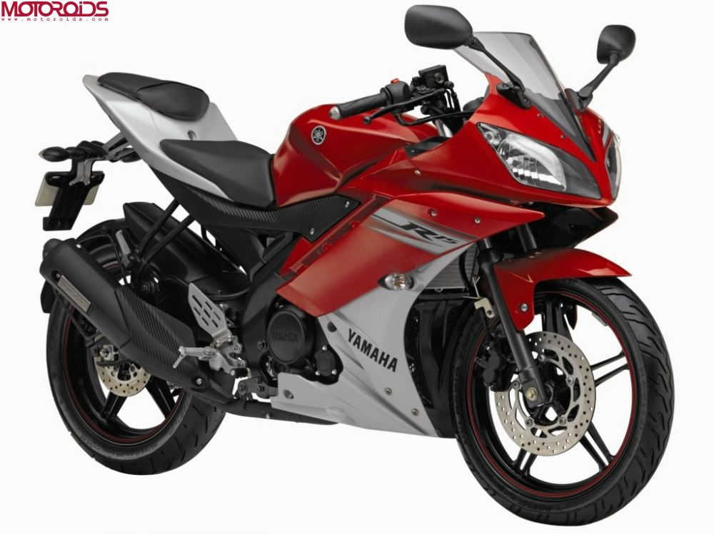 Yamaha R15 bags I-mark 2012 at country's first `India Design Mark'
