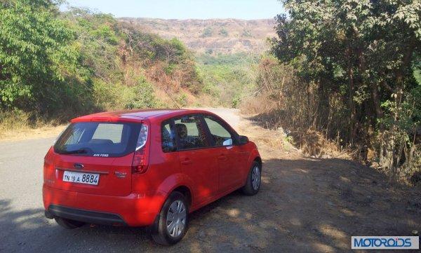 Ford Figo 40,000 km review
