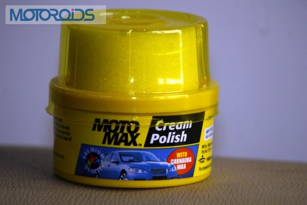 MotoMax Car Care products