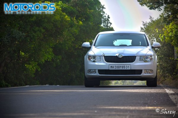 Skoda Superb Ambition 1.8 TSI