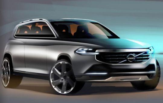2015-Volvo-XC90-SUV-Teaser-1