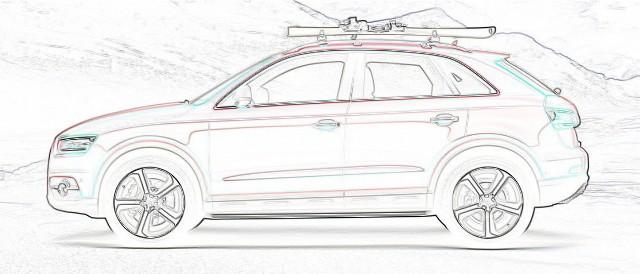Audi-Q3-Red-Track-side-profile