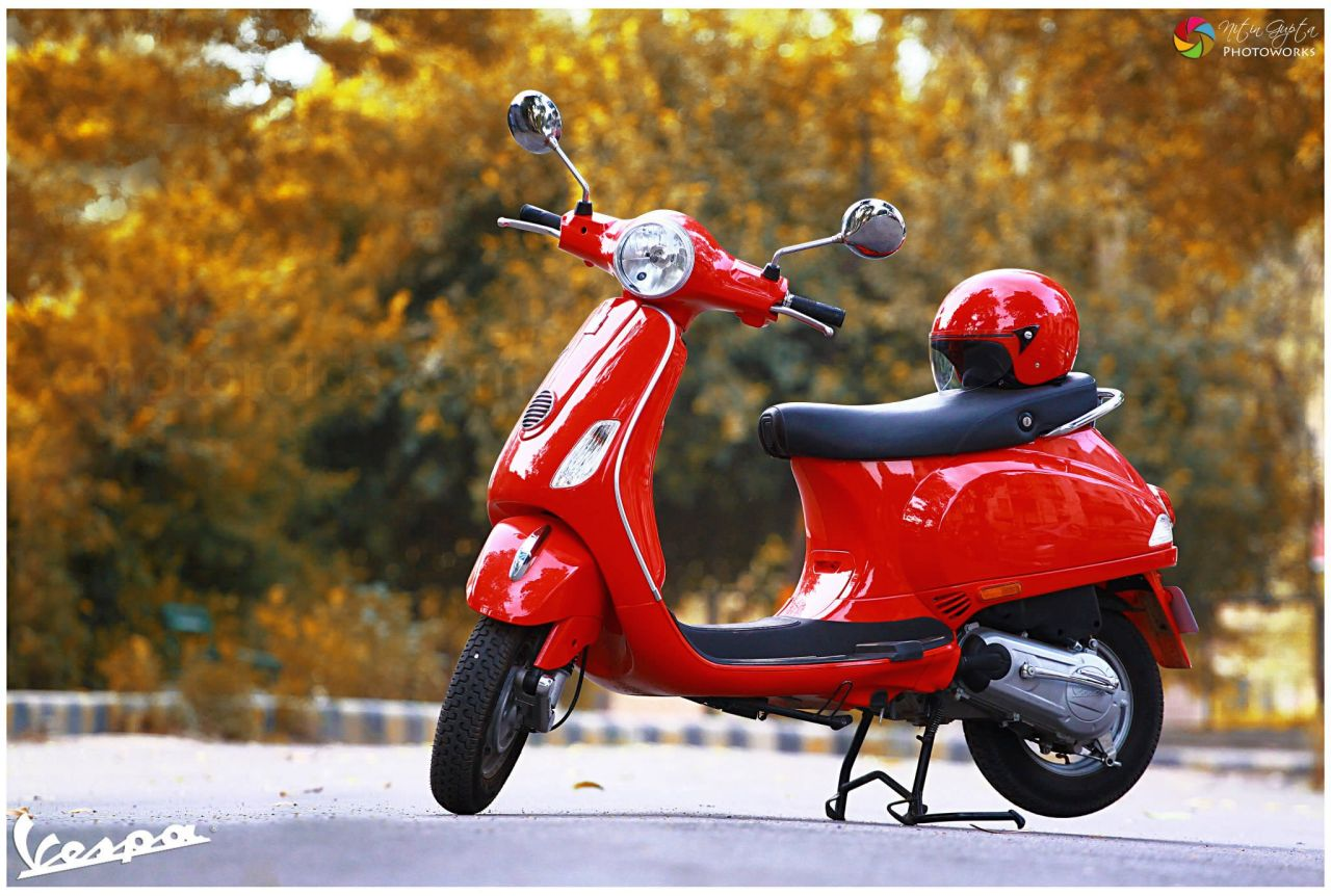 Vespa LX125 review: Retro rock!