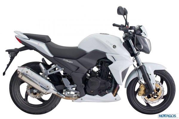 mahindra SYM Wolf 250