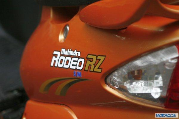 mahindra Rodeo RZ