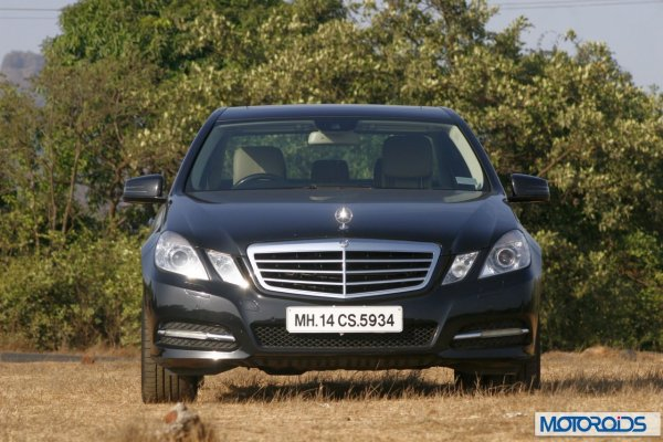 Mercedes E350 CDI blue efficiency Avantgarde
