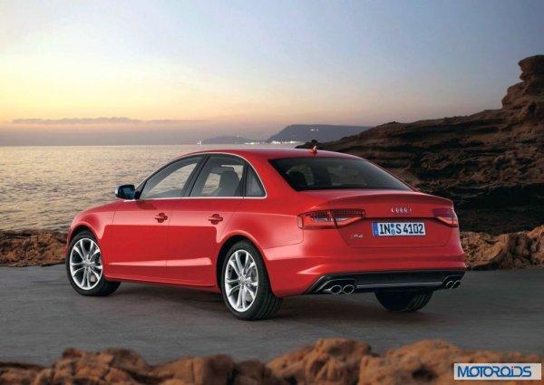 Audi S4 India
