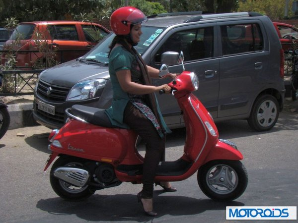 Vespa LX125 review