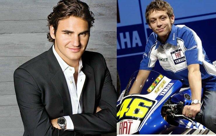 Federer-Rossi