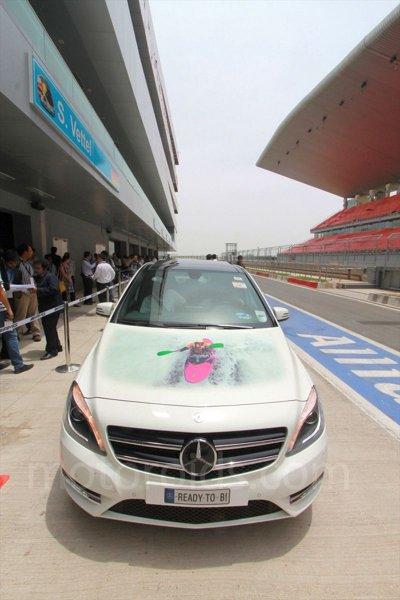Mercedes Benz B Class India