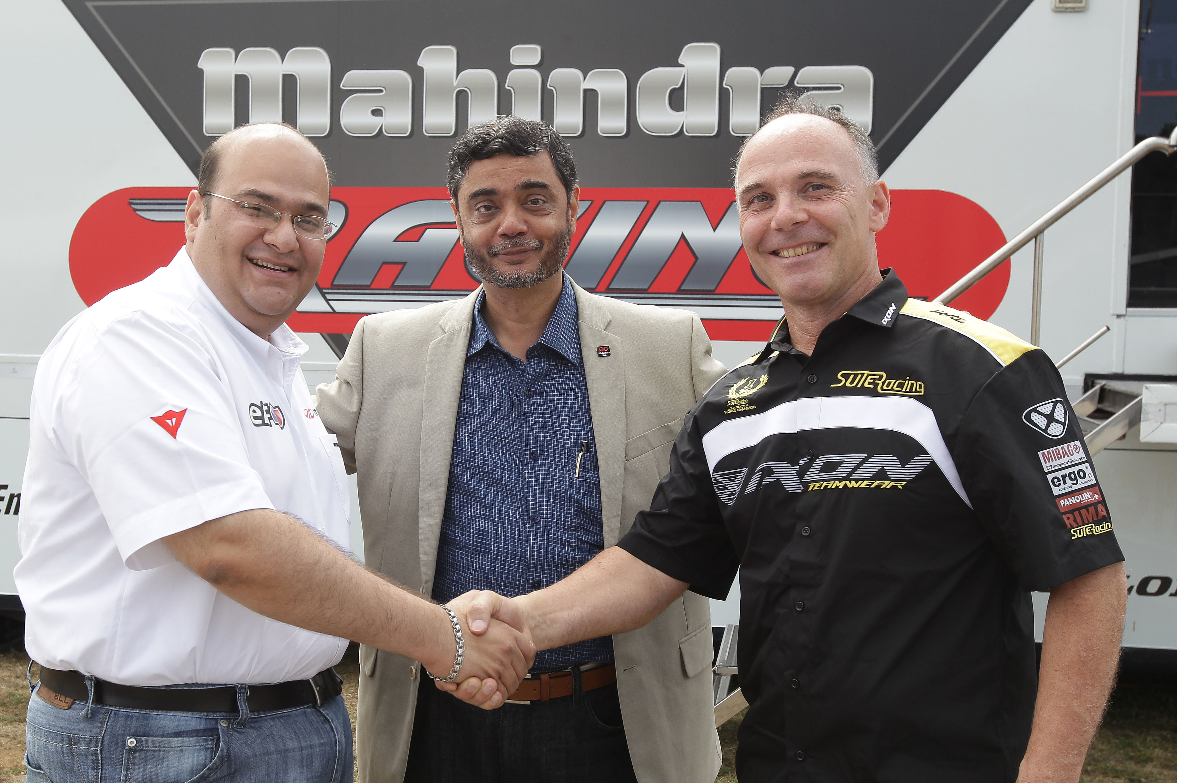 Mahindra-Racing