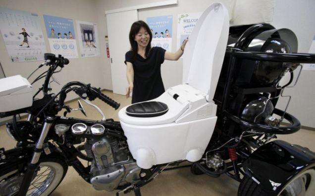 Poop-Powered-bike