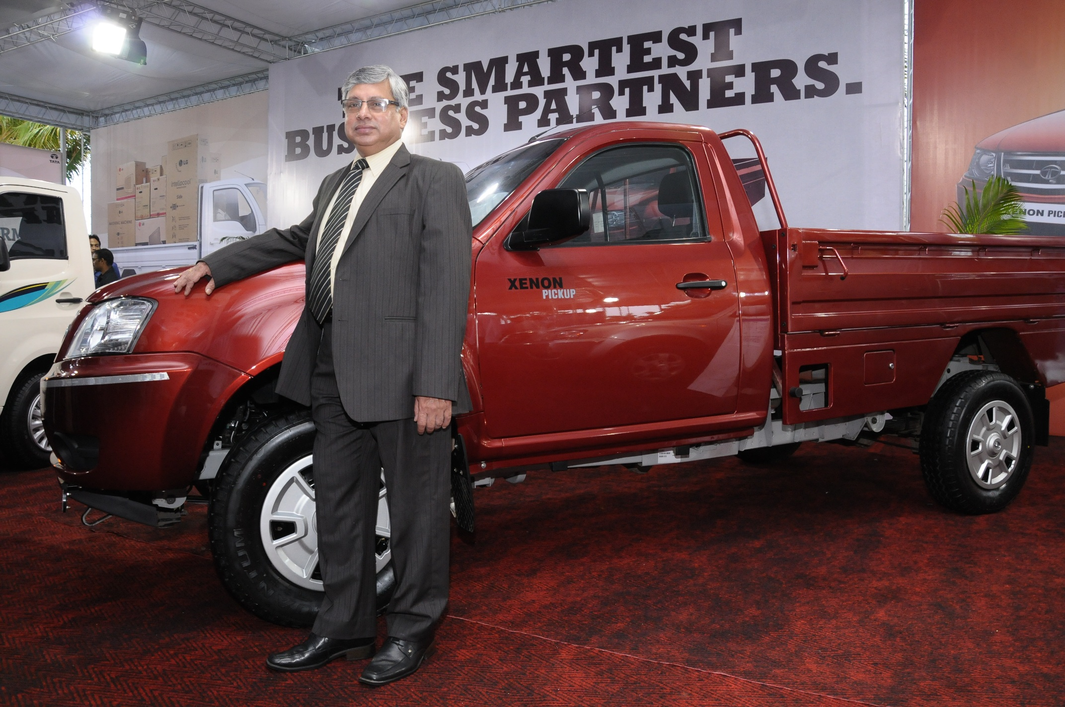 Tata Xenon Pick-up Launched @ INR 5.44 lakhs