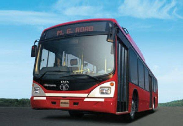 tata city bus