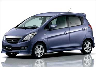 Maruti Cervo may be launched in India!
