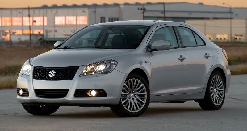 Suzuki Kizashi to be imported as CBU by Maruti Suzuki this year!