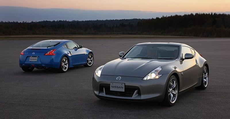 Nissan confirms 370Z launch In Jan 2010!