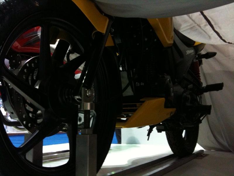 Honda Stunner 2010