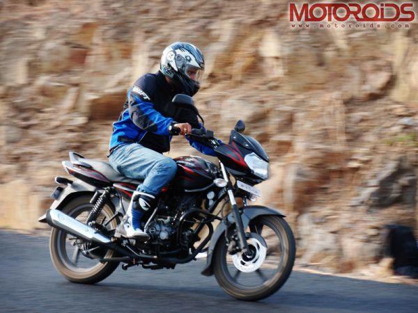 Bajaj Discover 150 DTS-i
