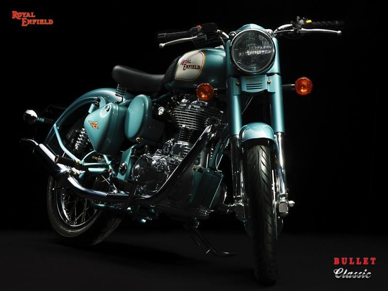 bullet classic - www.motoroids.com