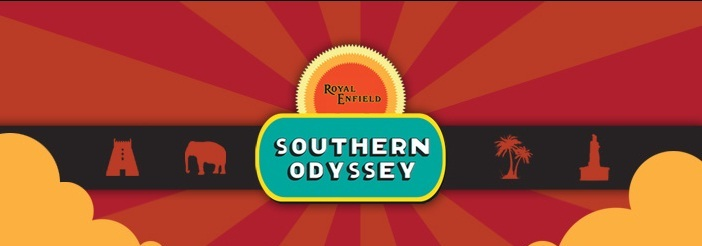 Royal Enfield Southern Odessey