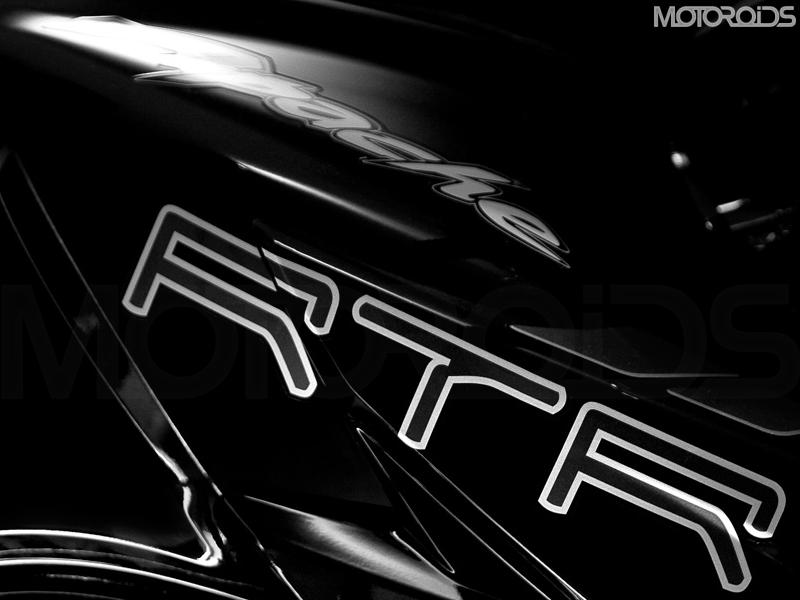 TVS 220cc bike / Apache RTR 250