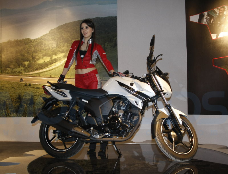 Yamaha S2 to be launched in February 2010 - www.motoroids.com