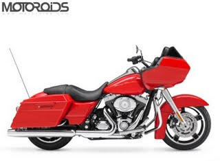 the 2010 model range of the Harley-Davidson motorcycles!