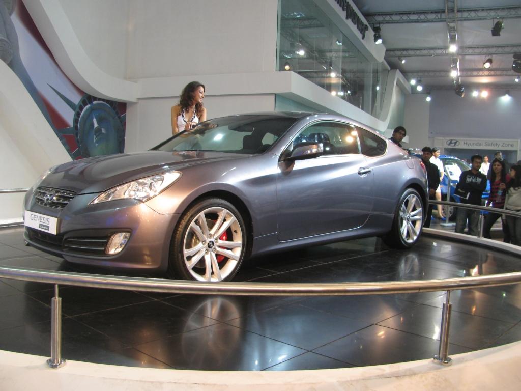 Hyndai Genesis Coupe