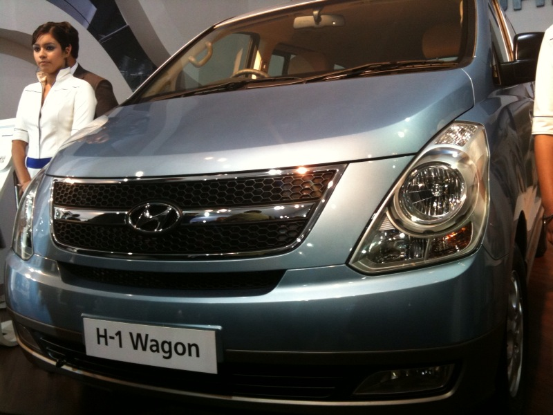 Hyundai H1 Wagon