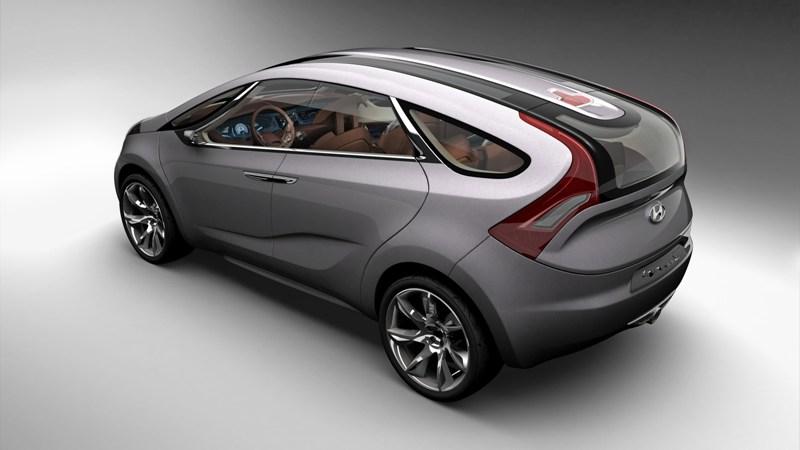 Hyundai i mode concept 2010 auto expo