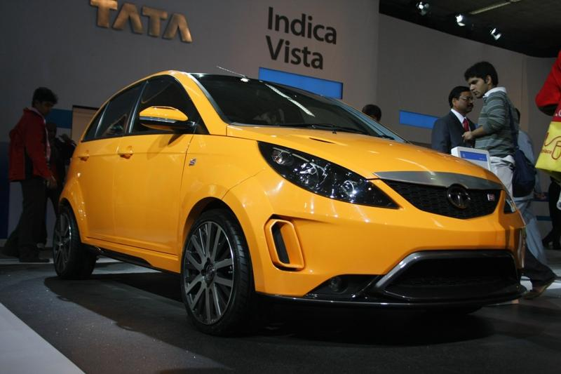 tata indica concept s 2010 auto expo, motoroids