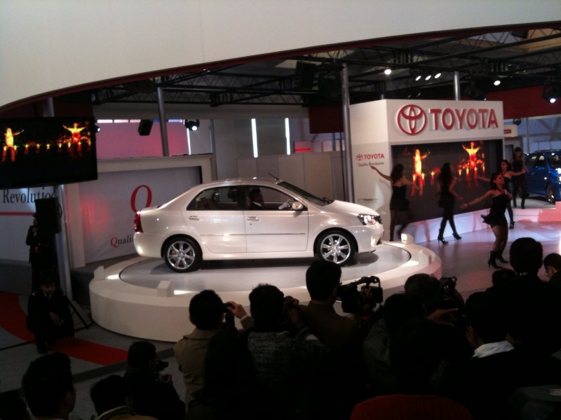 Toyota_Etios launch