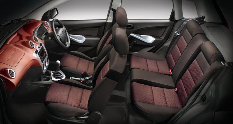 Ford Figo Interior