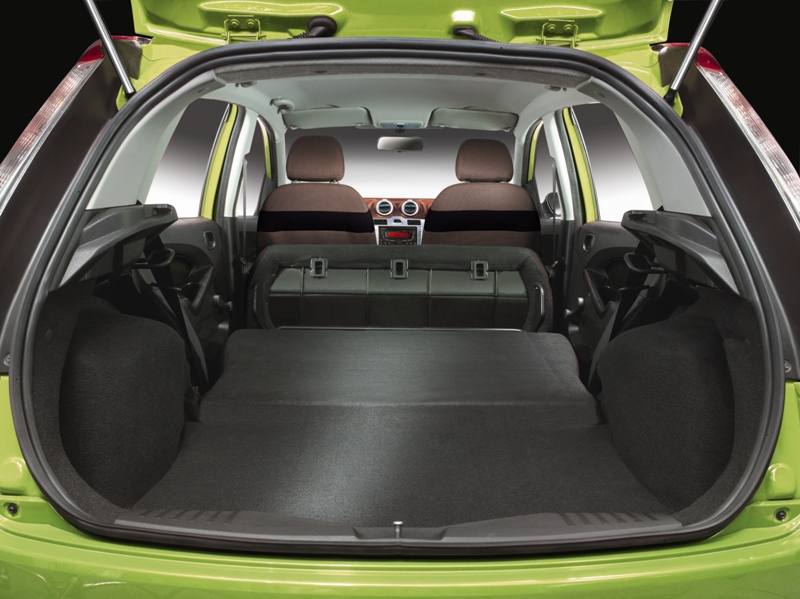Ford Figo Boot Space