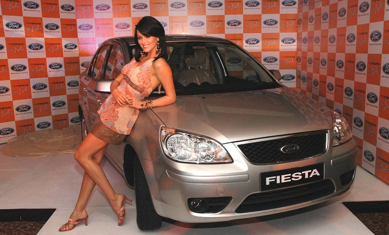 Ford Fiesta India 2009 special edition