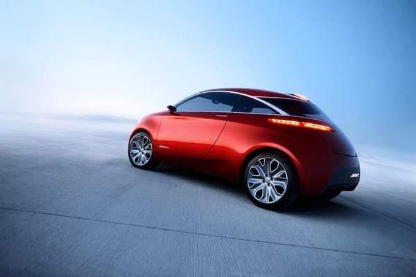 Ford Start Concept - www.motoroids.com