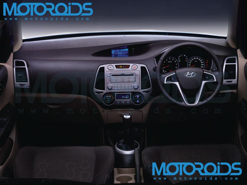 i20 interiors - www.motoroids.com