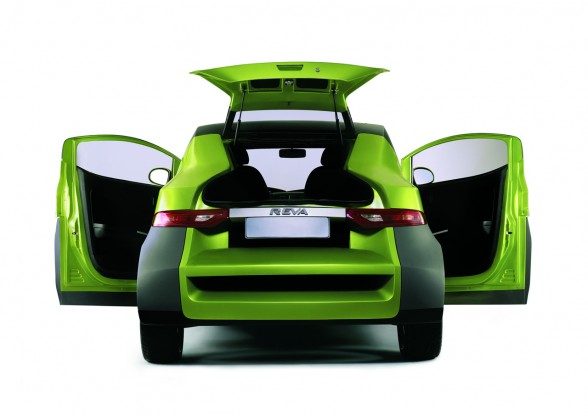 Reva NXG coupe