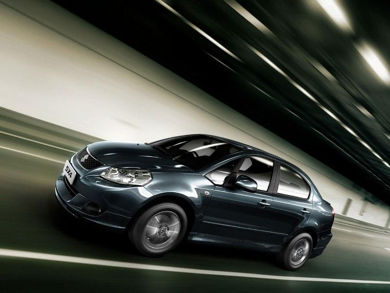 SX4 Face-lift