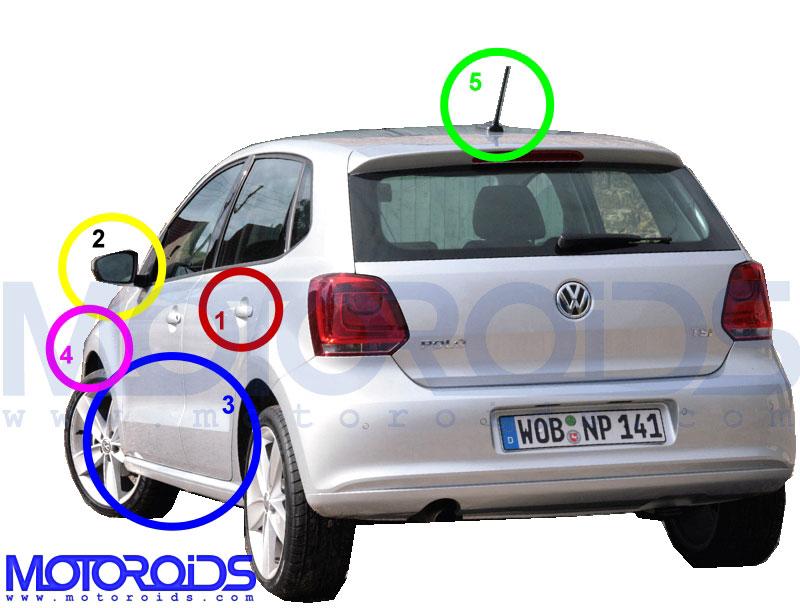 Polo Sedan - www.motoroids.com