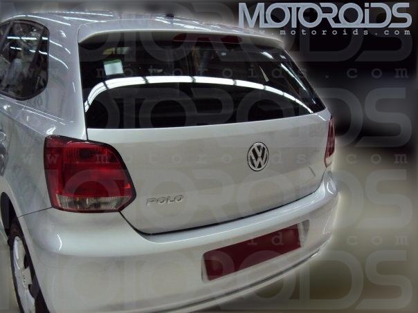 Volkswagen Polo 1.2 India revealed