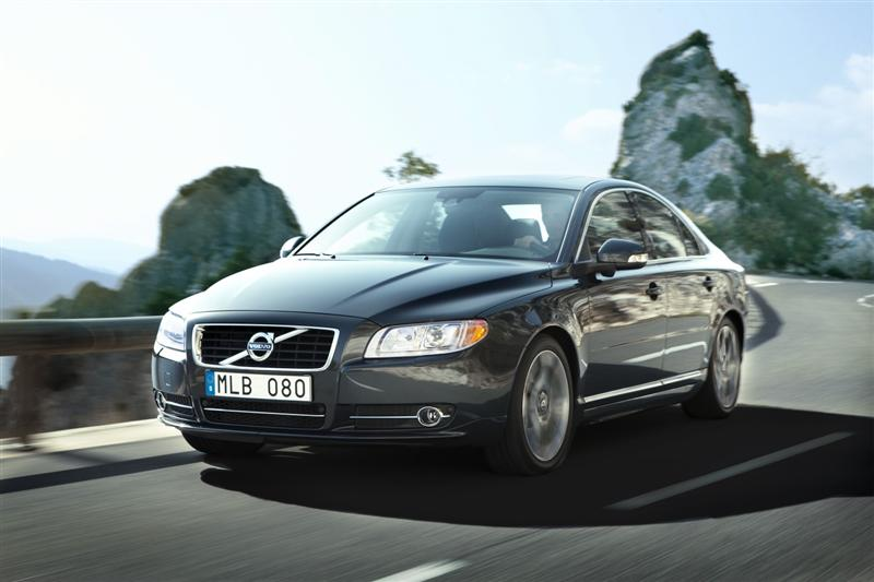 2010 Volvo S80 for India