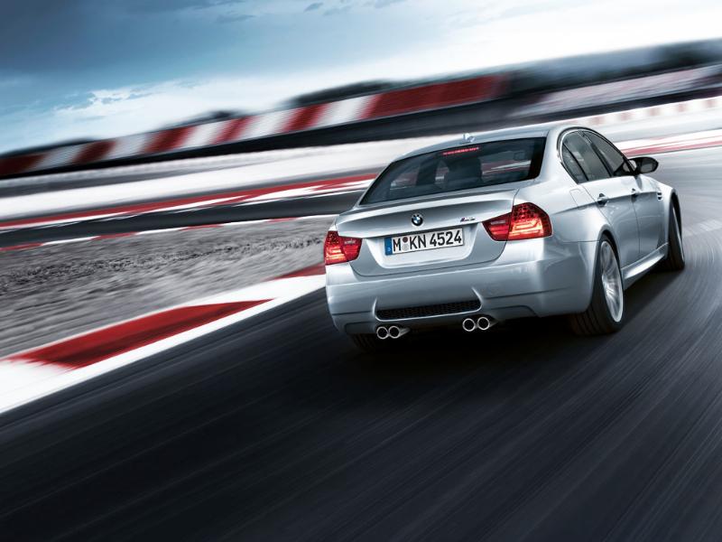BMW M3 Sedan - www.motoroids.com