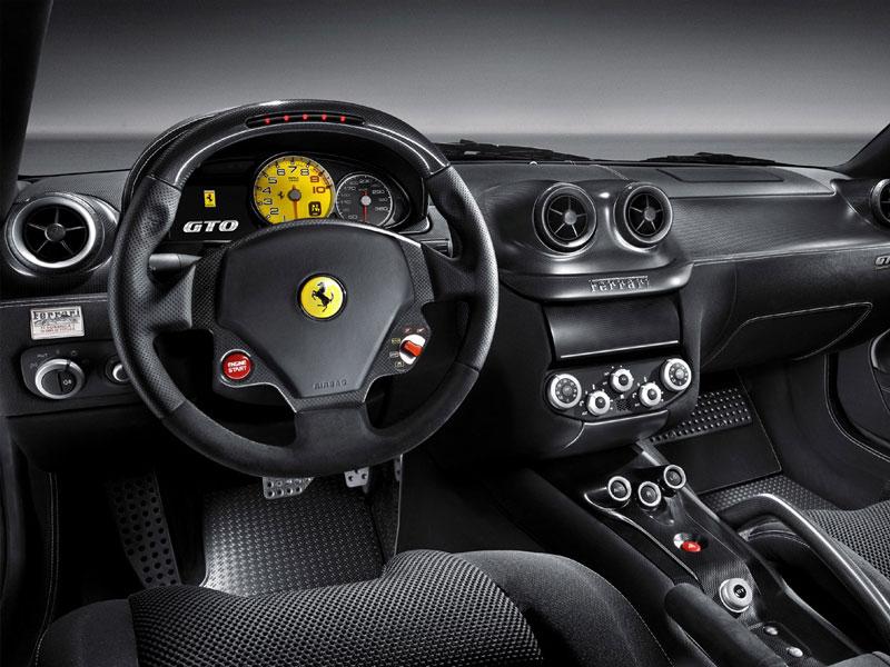 ferrari 599 GTO - www.motoroids.com
