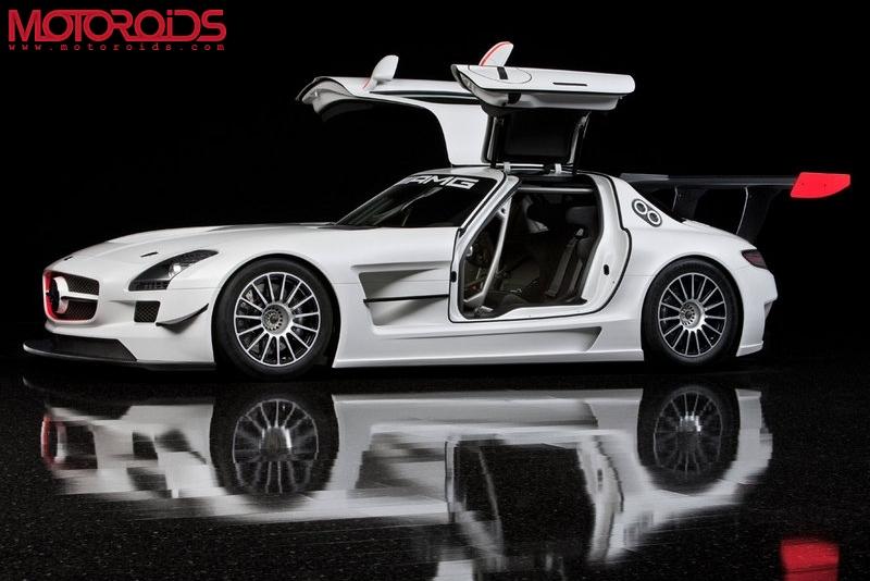 SLS AMG GT3 - www.motoroids.com
