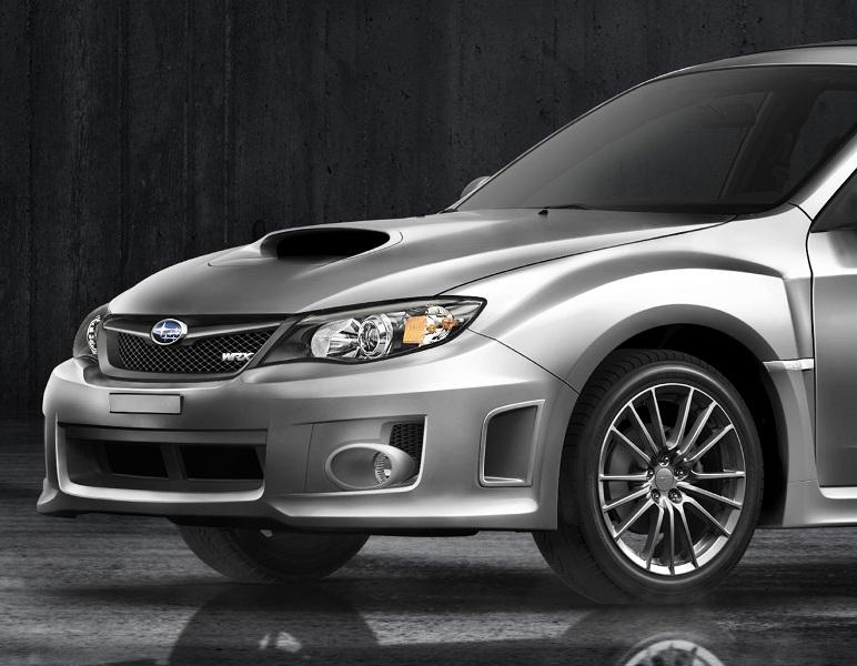 2011 Subaru Impreza WRX, motoroids