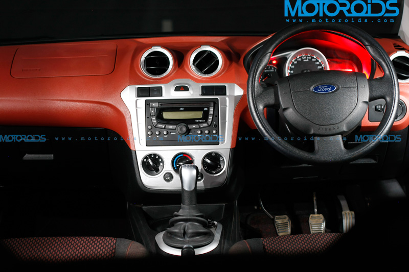Ford Figo Dashboard
