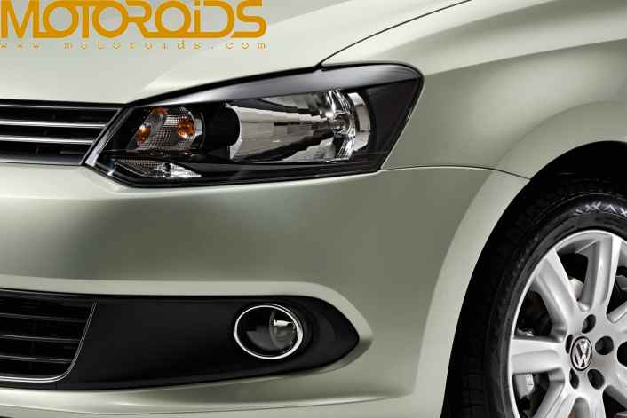 Volkswagen Polo sedan Vento official pictures